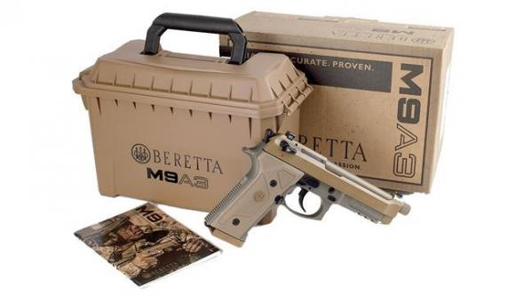 Beretta M9A3 9mm Pistol FDE JS92M9A3M M9 A3 17RD BLACK FRIDAY SPECIALS