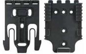 Safariland Quick-Kit 1-2 Quick Release Kit Black