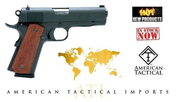 "ATI American Tactical FX45 GI 1911 .45ACP 4.25"" BBL Colt Commander 7 Round"