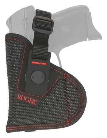 Allen, Ruger Firebird MQR Holster Size 11 LCR/LCRX Left Hand Black