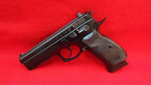 CZ CZ-75 SP-01 9mm 4 7
