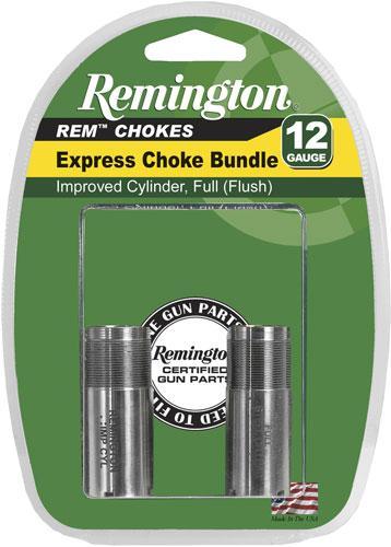 Remington, Choke Tubes 12GA  Express Bundle Improved/Full