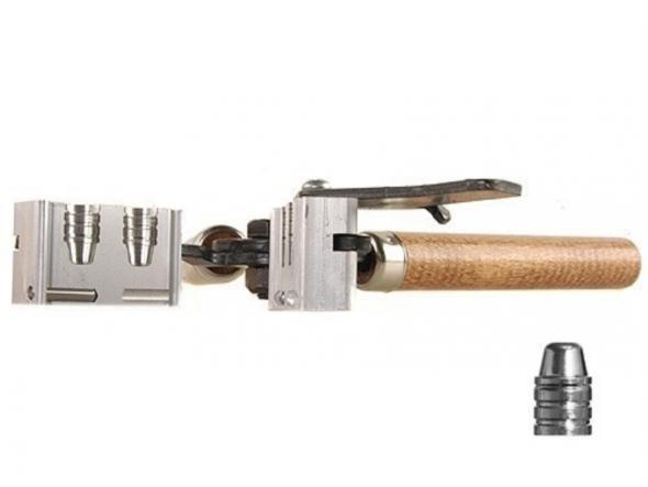 Lee 2-Cavity Bullet Mold 452-252-SWC 45 ACP, 45 Auto Rim, 45 Colt (Long  Colt) (452 Diameter) 252 Grain Semi-Wadcutter