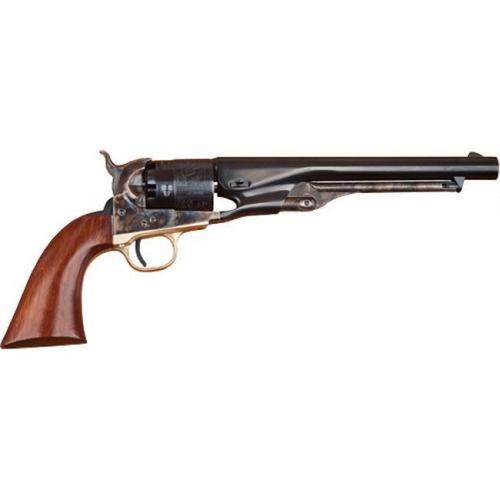 Cimarron 1860 Army Civilian  44 Caliber Black Powder Revolver 6 Rounds 8