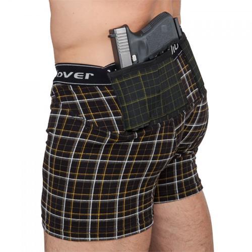 UnderTech Undercover Men/'s Concealed Carry Trunks 4009