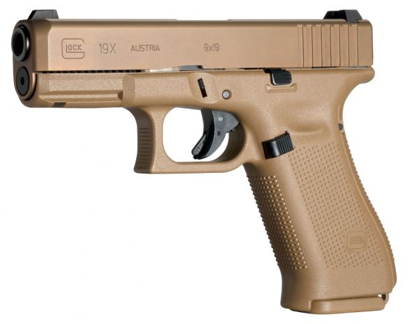 Andover Hunt and Fish | Glock, 19X, Safe Action, Compact Size Pistol ...