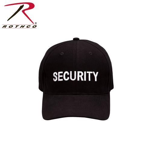 04ef7013403 Rothco Security Supreme Low Profile Insignia Cap