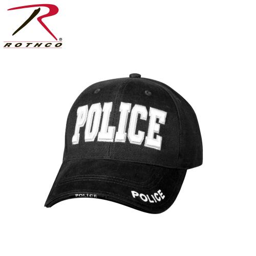 d04e976dc2d Rothco Deluxe Police Low Profile Black