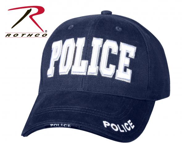 16e004632012b Rothco Deluxe Police Low Profile Navy Blue