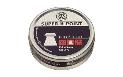 RWS/Umarex, Super H-Point Field Line,  177 Pellet, Blister of 300