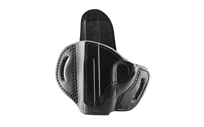 Tagua TX 1836 BH3 Belt Holster, Fits Glock 26 and Springfield XD, Right  Hand, Black Finish TX-BH3-640