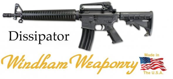 "Windham Weaponry Dissipator AR-15 5.56 NATO 16"" Barrel 30 Rounds"