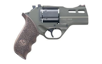 Chiappa Firearms, Rhino, 30DS, Revolver, Double Action/Single Action, 357  Magnum, 3