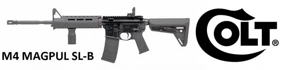 Colt M4 6920 MOE MagPul 5.56x45 NATO 16.1 Inch Chrome Lined Barrel Matte Black Gas Operating System 20