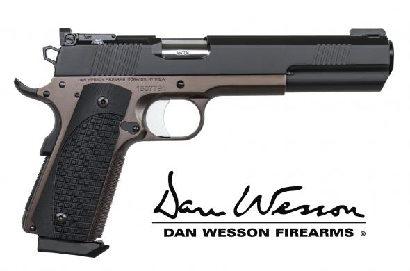 "CZ-USA DAN WESSON BRUIN 10MM 6"" Custom Shop"