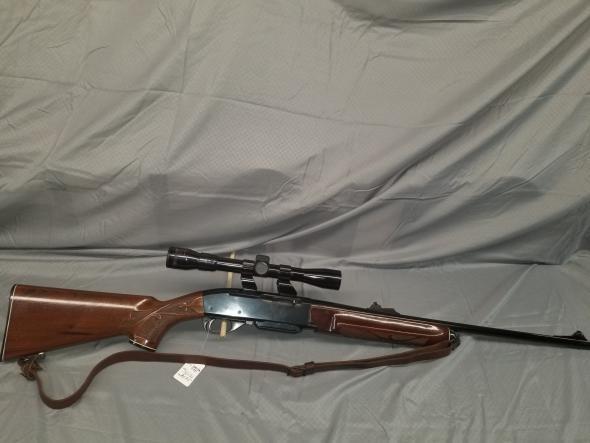 Used Remington 7400 BDL DLX 30-06