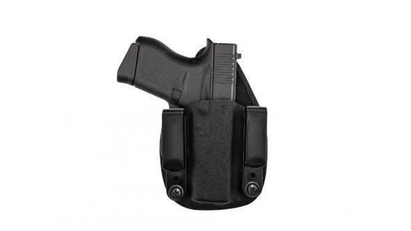 Tagua Gunleather Recruiter Hybrid IWB Kydex Holster, Ambidextrous, Fits  Springfield XDS