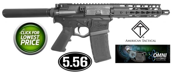 ATI Omni Hybrid P4 .233 / 5.56 NATO 7.5 Inch Barrel Black KeyMod Rail 30 Round 💲💲$399.95💲💲