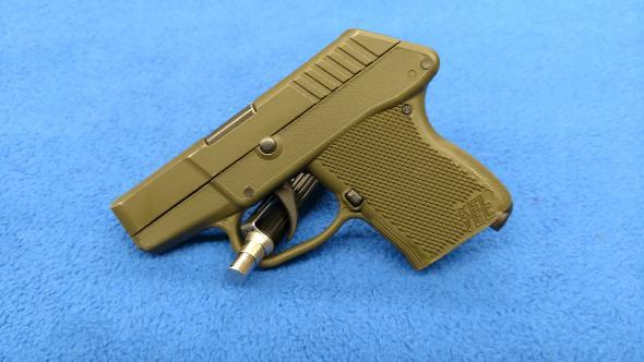 Kel-Tec P3AT OD Green  380acp