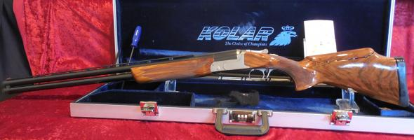 Rock Hollow Hunt Club | Used Ithaca SKB model 500 12 gauge