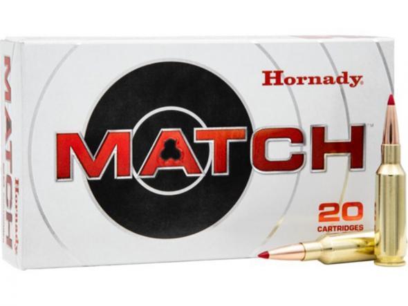 Hornady, Match, 224 Valkyrie, 88 Grain, ELD Match, 20 Round Box