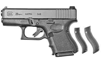 Glock G26 9MM Gen4 Fixed Sights 3-10rd Mags