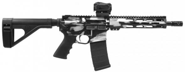 BCI Defense lil' Dagger Series Pistol, 5 56 NATO, 10 5