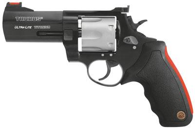 """Taurus Model 444 UL 44 RemMag 4"""" 6rd Cushion Inset Syn Grip 2TN"""