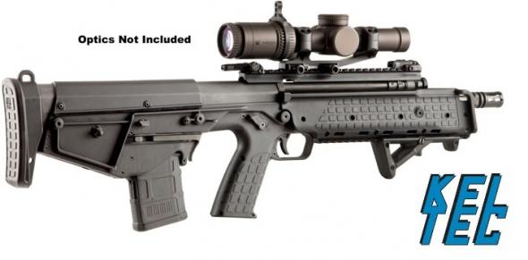 KEL RDB Bullpup 5.56mm NATO 17.4 Inch Barrel Black Grip 20 Round