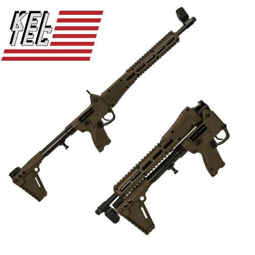 KEL SUB-2000 Gen2 Glock 17 Mag 9mm 16 1
