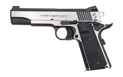 Colt's Manufacturing, Combat Elite Government, Semi-Automatic, 1911, Full  Size, 45 ACP, 5