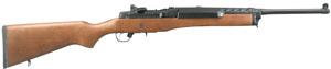 "Ruger Mini-14 Ranch SA 223 Remington/5.56 NATO 18.5"" 5+1 Hardwood Stk Blue"