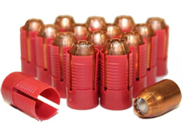 Traditions Smackdown Bleed Muzzleloading Bullet 50 Caliber Sabot with 45  Caliber 170 Grain Bullet Pack of 15