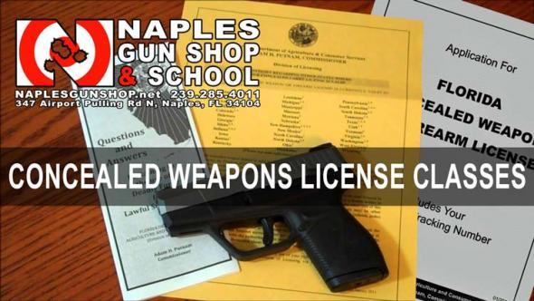 Naples Gun Shop & School