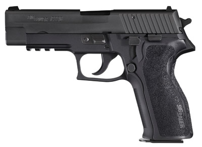 "Sig Sauer P226 Standard 40 S&W 4.4"" 12+1 Black Syn Grip Black"