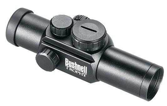 Bushnell Trophy 1x 28mm Obj Unlimited Eye Relief Matte Black