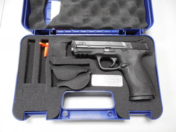 S&W M&P9 USED POLICE TRADE-IN
