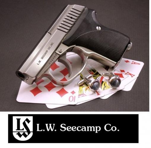 L W  Custom Seecamp 380 ACP All Steel 380ACP Pocket Pistol