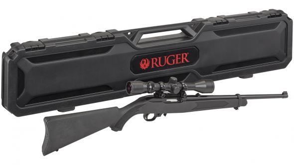 Ruger 10/22 Carbine, Semi-automatic Rifle, 22 LR, 18 5