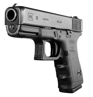 Heavy Metal Tactical | Glock, G38 Standard Double 45 Glock Automatic ...