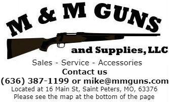 m m guns and supplies