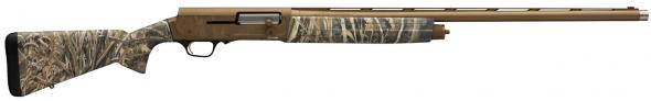 """Browning, A5 Wicked Wing Semi-Automatic 12 Gauge 26"""" Barrel, 3.5"""" Chamber, Realtree Max-5 Synthetic Stock Burnt Bronze Cerakote Aluminum Alloy"""