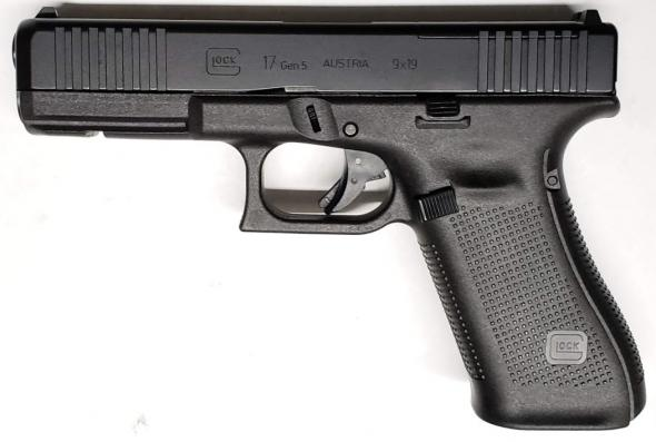 Glock 17 MOS Gen 5 9mm 17rd Available in store only