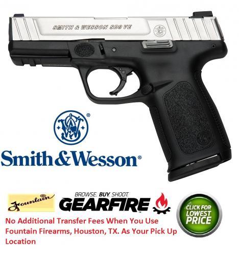 S&W M&P SD9 VE 9mm 4 Inch Barrel Two-Tone Finish Self Defense Trigger 17 Round 💲💲Cash $339.95💲💲