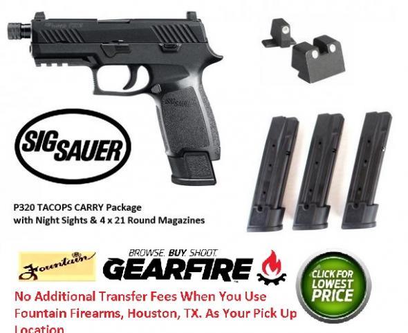 Fountain Firearms is Houston's best online gun retailer