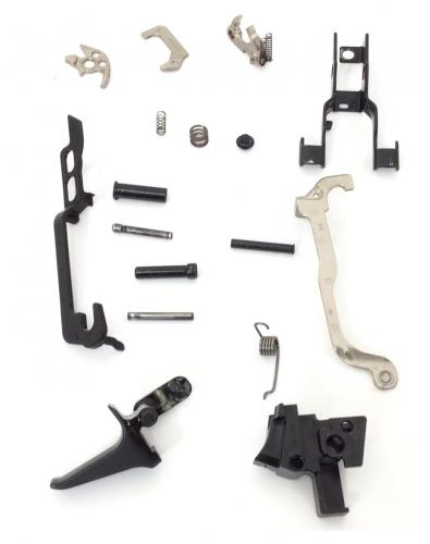 Sig Sauer P320 Trigger replacement Parts Factory 320 Flat Straight Sig Sauer