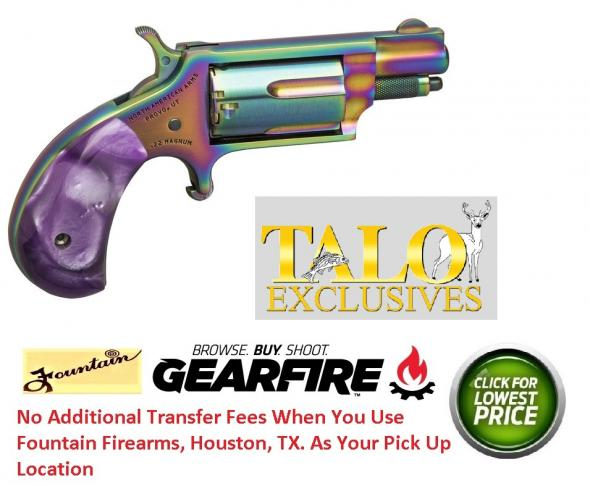 "NAA 22 MAG ""Magenta Magnum"" One of 1250 - Exclusive TALO Limited Edition"