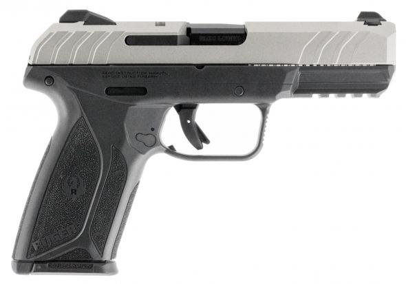 Ruger 3822 Security9 Compact *Exclusive* 9mm Luger Double 4