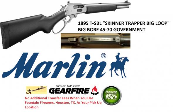MARLIN 1895 SBL For Sale | Best Price In Stock MARLIN 1895