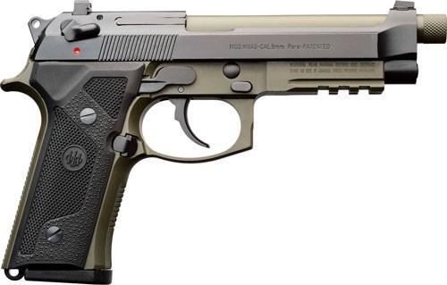 Beretta, M9A3, Semi-automatic, Full Size, 9MM, 5